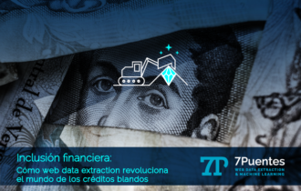 Inclusión financiera - Web Data Extraction