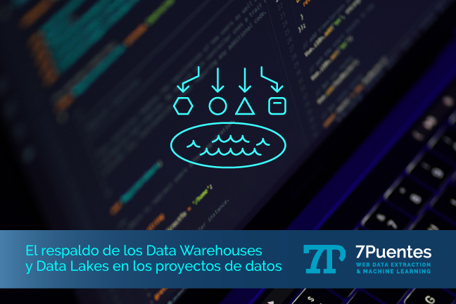 Machine Learning, Inteligencia Artificial, Data Lakes, Data Warehouses, proyectos de datos